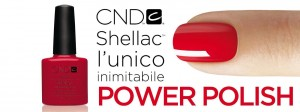 CND Shellac Power Polish - Beauty Therapy